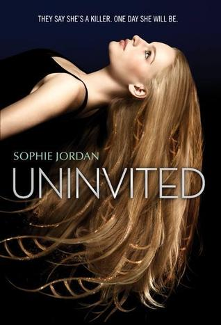 ARC Review: Uninvited (Uninvited #1) by Sophie Jordan