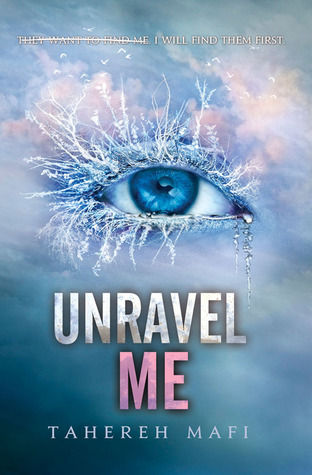 {Audiobook Review} Unravel Me by Tahereh Mafi: WARNER is AMAZEBALLS
