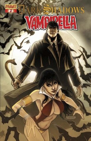Vampirella - Dark Shadows 2