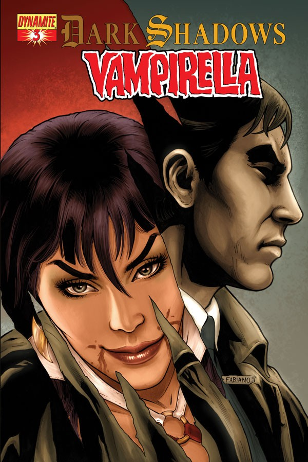 Vampirella - Dark Shadows 3