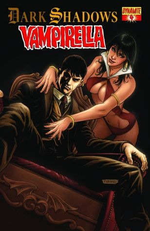 Vampirella - Dark Shadows 4