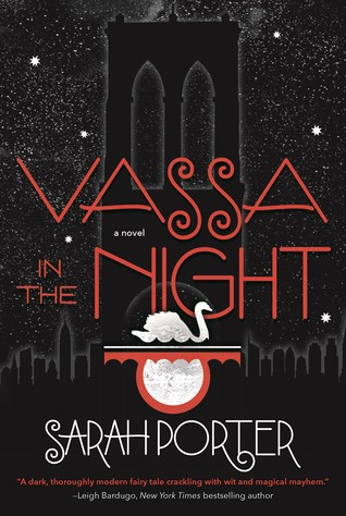 Vassa in the Night book cover