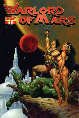 Double Review| John Carter (Movie) & Warlord Of Mars Volume 1 (Graphic Novel)