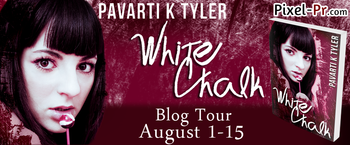 Review + Giveaway: White Chalk by Pavarti K. Tyler