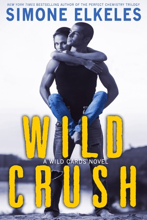 Wild Crush (Wild Cards Book 2)