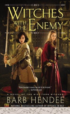 Witches With the Enemy book cover