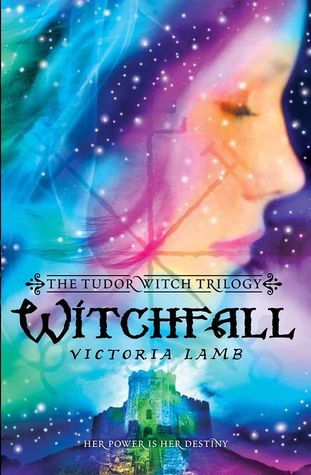 Witchfall Book cover 1