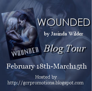 wounded tour button