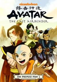Graphic Novel Review: Avatar the Last Airbender, The Promise Part 1