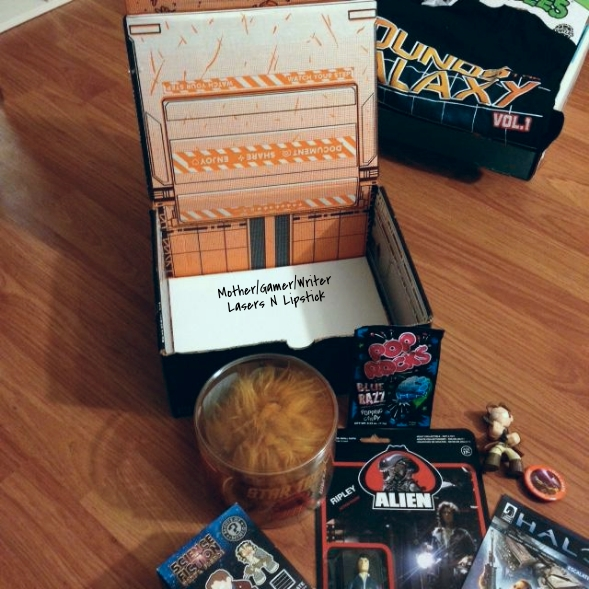 Loot Crate Unboxing Sept 2014
