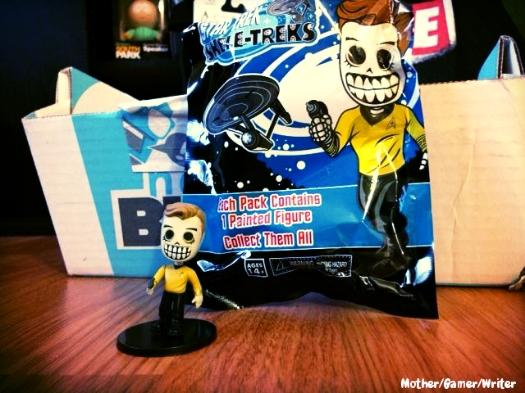 Star Trek: Skele-Trek Mini-Figures Series  nerd block