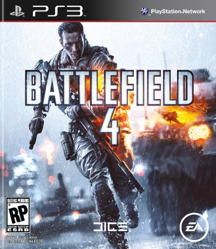 battlefield4 box art