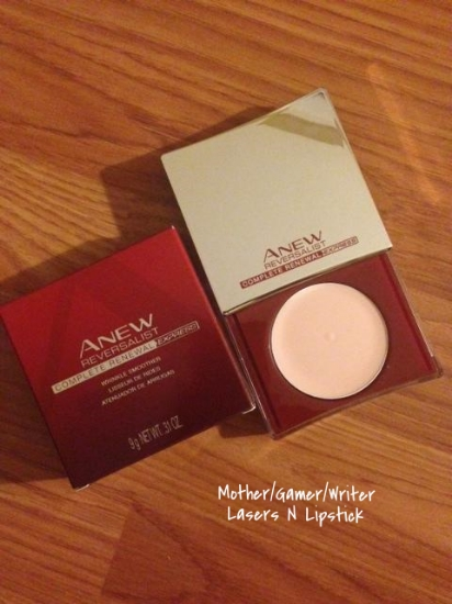 Avon Anew Reversalist Express Wrinkle Smoother TLC vox box
