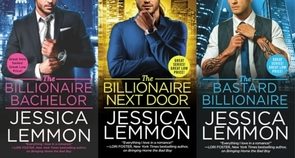 5 Sets of The Billionaire Bad Boy Series