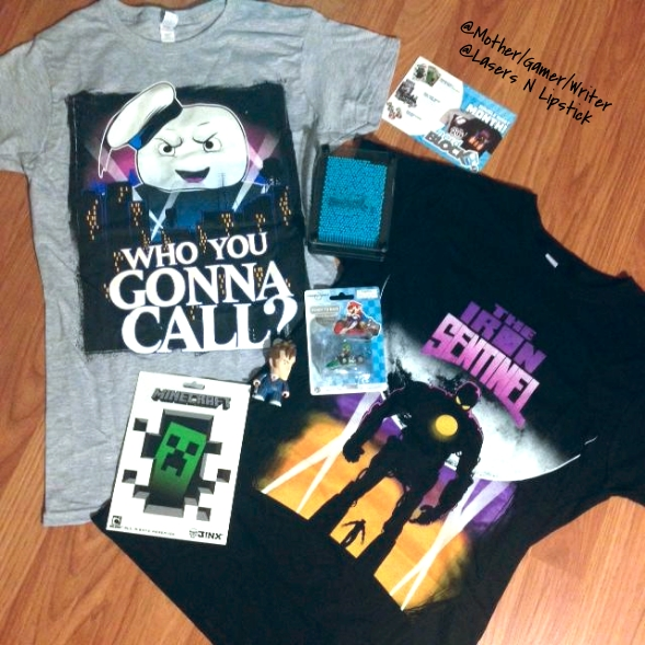 Nerd Block Subscription Box Review – June 2014: Ghostbusters, Doctor Who and More!