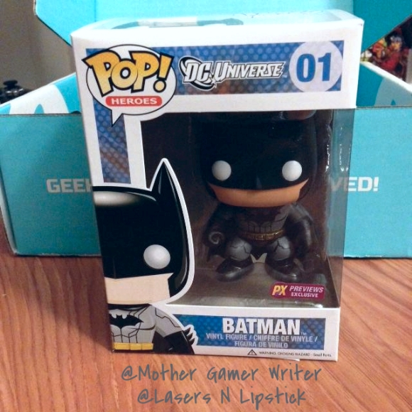 nerd block august 2014 batman pop funko