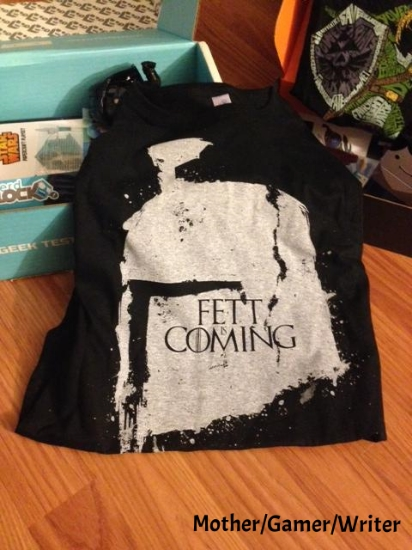 Fett is Coming T-Shirt