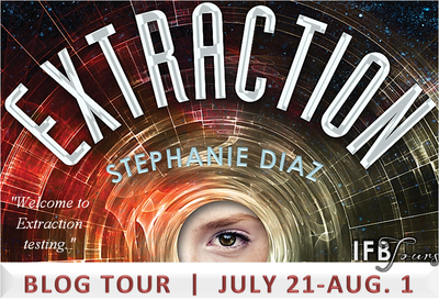 Giveaway & Review: Extraction (Extraction, #1)  by Stephanie Diaz