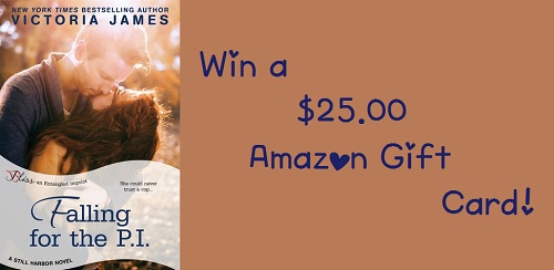 falling for the PI giveaway banner large