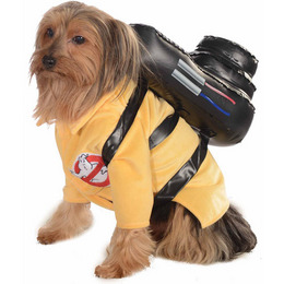 ghostbusters dog halloween costume
