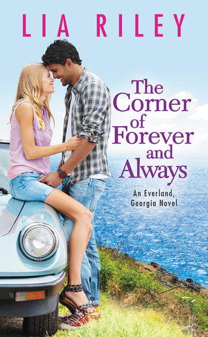 Win 1 of 10 paperback copies of THE CORNER OF FOREVER AND ALWAYS