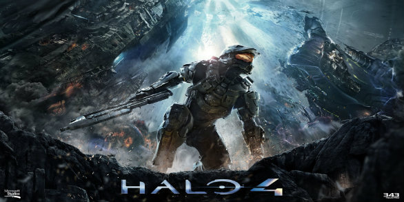It's Official, Happy #HALO 4 Launch Day!