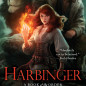 Cover Reveal: Harbinger (Book of the Order #4) by Philippa Ballantine