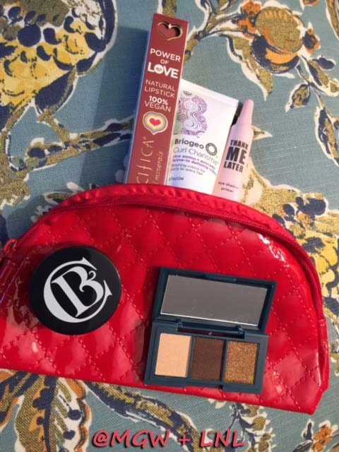 ipsy glam bag december 2015 all products