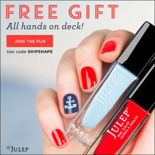 Julep nautical box