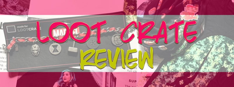 loot crate review banner new pink and green-min