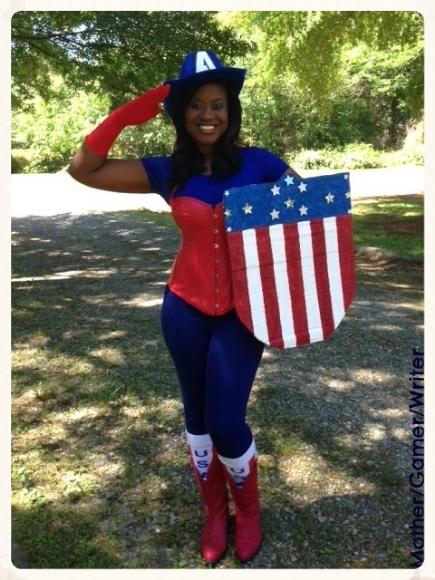 me captain america 2