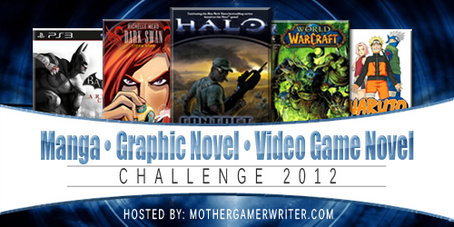 Manga/Graphic Novel/Video Game Novel Challenge 2012