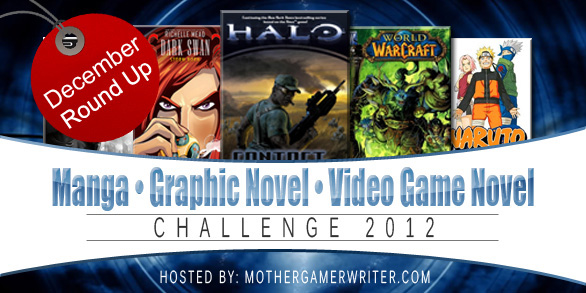 Manga/Graphic Novel/Video Game Novel Challenge: Final Link-Up & Giveaway
