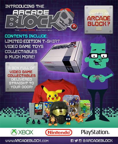 New Arcade-block