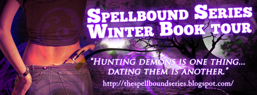 spellbound winter promo banner