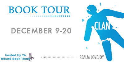 Excerpt + Giveaway: Clan by Realm Lovejoy