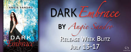 Review, Excerpt & #Giveaway: Dark Embrace by Angie Sandro