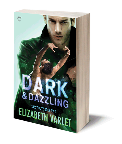 Happy Release Day to Dark & Dazzling by Elizabeth Varlet | #Giveaways