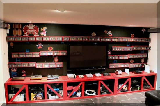 Donkey Kong Game Room