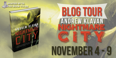 """Where Do You Get Your Ideas?"" + Review and Giveaway of Nightmare City"
