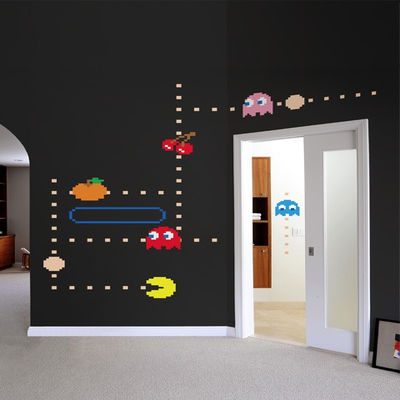 pac man decals