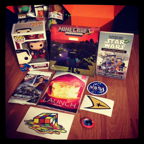 loot crate january all