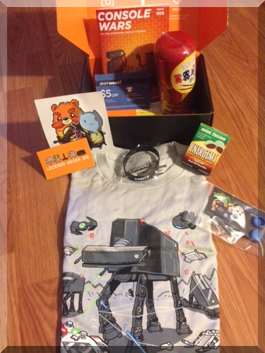 loot crate dec 1