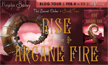 """""""Overcoming Writing Obstacles"""" & Giveaway with Author Kristin Bailey"""