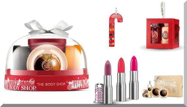 Stocking Stuffers Under $30 At The Body Shop & Save 50%!