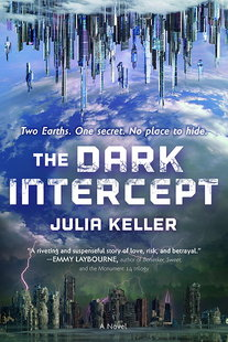 Winners will receive The Dark Intercept Swag Tote Bag, Notebook, and Copy by Julia Keller
