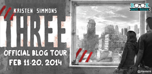Review and #Giveaway: Three (Article 5 #3) by Kristen Simmons