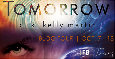 Review: Tomorrow (Yesterday #2) by C.K. Kelly Martin