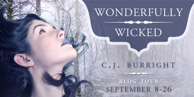 Creature Feature and Giveaway: Wonderfully Wicked by C.J. Burright