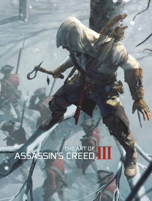 the art of AC III book cover